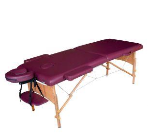 Массажный стол DFC Nirvana Relax слива