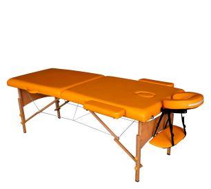 Массажный стол DFC Nirvana Relax горчичный